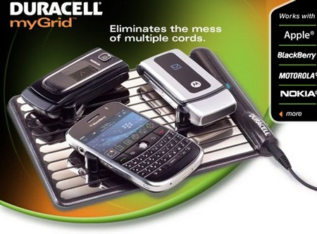 Duracell myGrid Wireless Charger