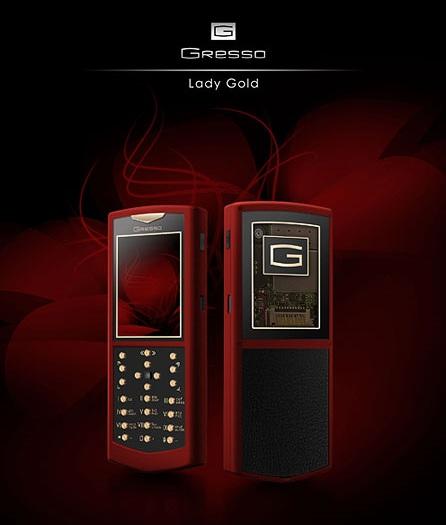 Gresso Lady Gold 2