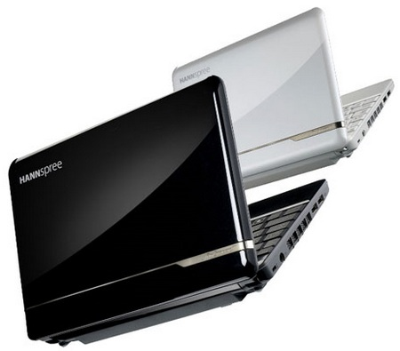 HANNSpree HannsNote SN10E11 10-inch Netbook