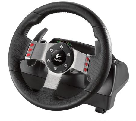 Logitech G27 Racing Wheel 1