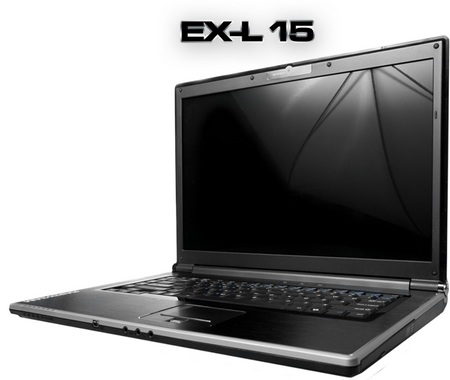 MainGear EX-L 15 Gaming Notebook