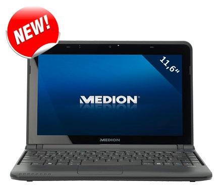 Medion Akoya Mini E1311 AMD Netbook
