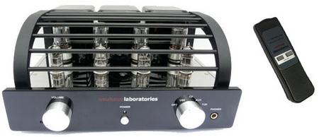 Neuhaus T-2 USB Vacuum Tube Amplifier with remote