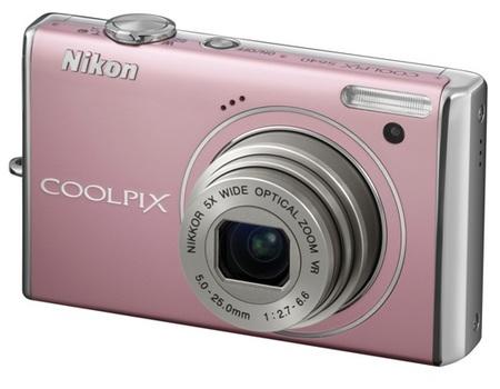 Nikon CoolPix S640 IS Digital Camera pink
