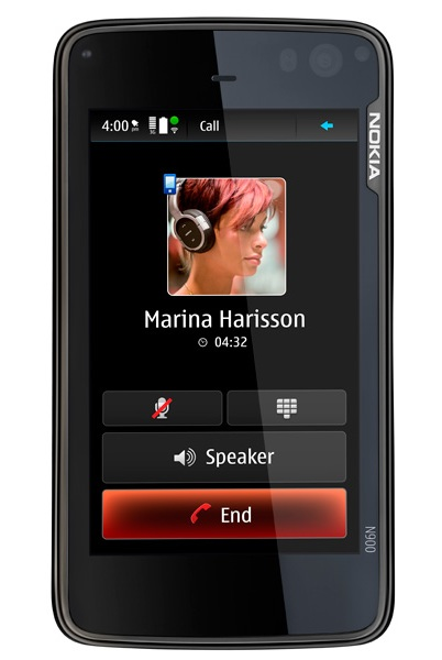 Nokia N900 Maemo Tablet 3