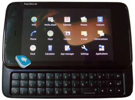 Nokia RX-51-N900 Maemo 5 Tablet Previewed