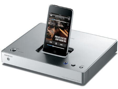 Onkyo ND-S1 iPod dock 1