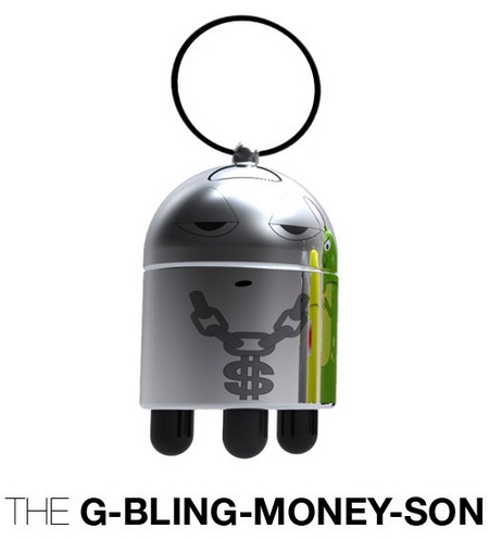 Quirky DigiDudes G-bling-Money-Son