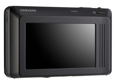 Samsung DualView TL220 dual LCD camera back