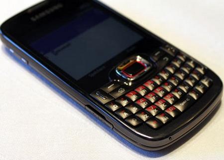 Samsung OmniaPRO B7330 Leaked front