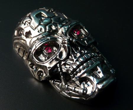 Solid Alliance Terminator 4 T-600 Skull USB Drive 1