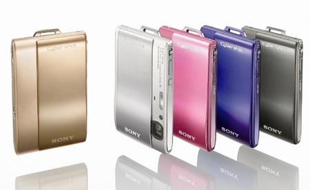 Sony Cyber-shot DSC-TX1 Slimline Digital Camera