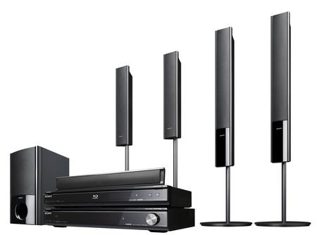Sony HTP-BD36SF Blu-ray Home Cinema System