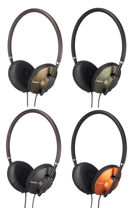 Sony MDR-570LP Headphones colors