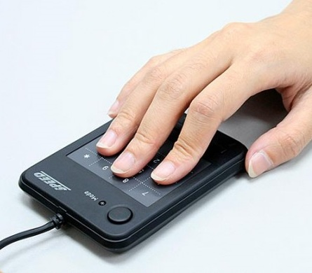 USB Multi-Touch smartpad