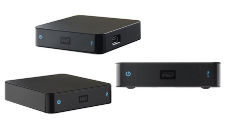 Western Digital WD TV Mini HD Media Player