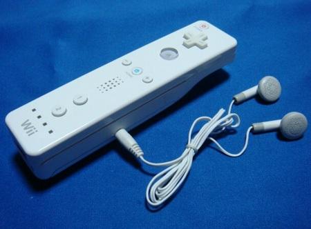 WiiPod - iPod Shuffle inside a Wiimote
