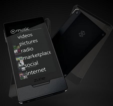 Zune HD Wireless Media Player Black