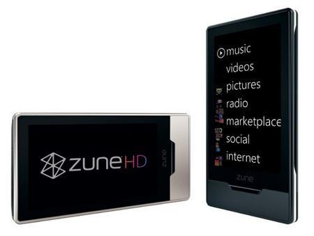 Zune HD Wireless Media Player