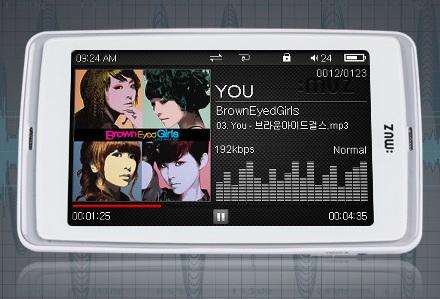 i-muz mx5 Portable Media Player