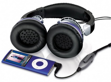 iHome iHMP5 2-in-1 Headphones Portable Speakers