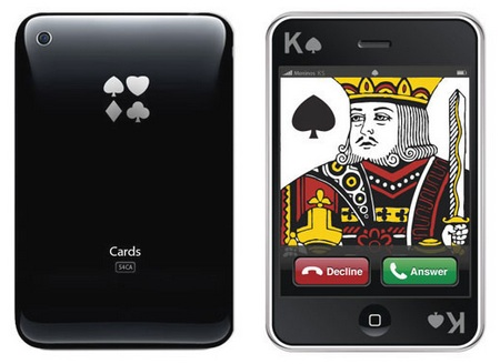 iPhone Playing Cards 2