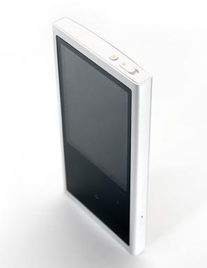 iRiver E200 aluminum PMP 2