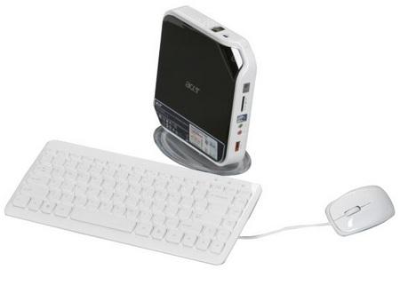 Acer AspireRevo AR1600-U910H gets ION LE Graphics