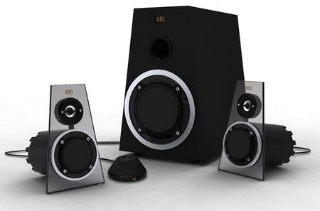 Altec Lansing Expressionist Ultra MX6021 PC Speaker System