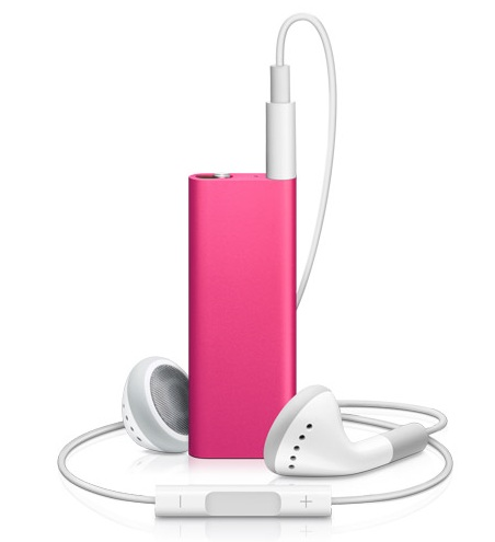 Apple iPod Shuffle 3G pink