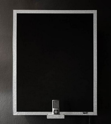 Artcoustic Crystal Wall-mounted Speaker