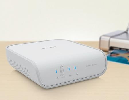 Belkin Home Base Wireless Sharing Device