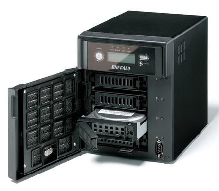 Buffalo TeraStation WS-Q4.0TL-R5 4TB NAS