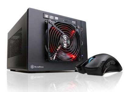 CyberPower LAN Mini H2o Liquid-Cooling Mini PC
