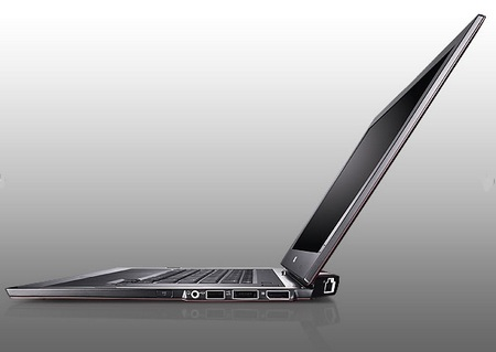 Dell Latitude Z - Thinnest, Lightest 16-inch Notebook side