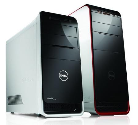 Dell Studio XPS 8000 and 9000 Core i5 Core i7 Desktop PCs