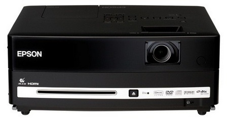 Epson MovieMate 60 All-in-one Projector with DVD Player