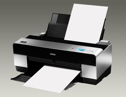Epson Stylus Pro 3880 17-inch Large Format Printer