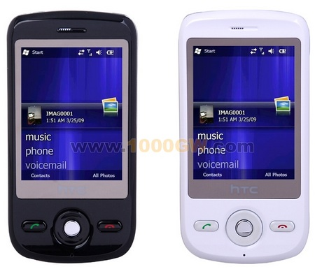 Fake HTC Touch G2 Runs Windows Mobile 6