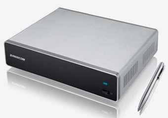 Freecom MediaPlayer II NAS HD Media Player
