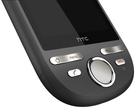 HTC Tattoo Brings Android with Sense To All 4-way navigation control