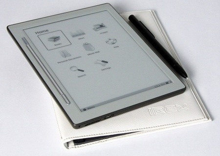 IREX DR800SG 3G e-book Reader thin