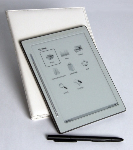 IREX DR800SG 3G e-book Reader with stylus