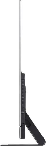 JVC LT-32WX50 Ultra Slim LED-backlight LCD side