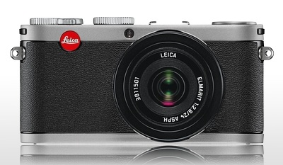 Leica X1 Compact Camera front