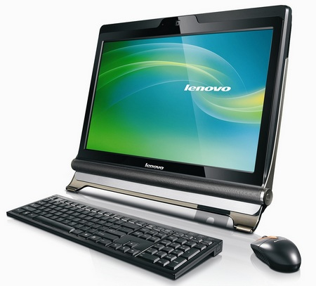 Lenovo C100 Atom All-in-One PC