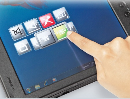 Lenovo ThinkPad X200 Tablet and T400s get multi-touch