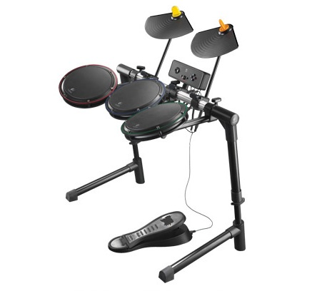 Logitech Wireless Drum Controller for Wi side