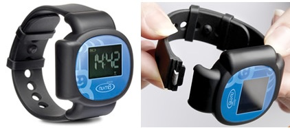 Lok8u Num8 GPS Locator watch let you know where your kid is