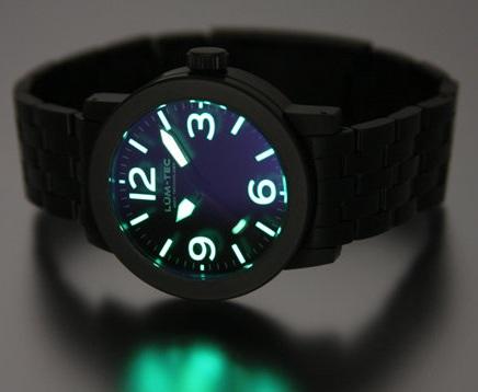 Lum-tec C series 38mm Automatic Watch 1